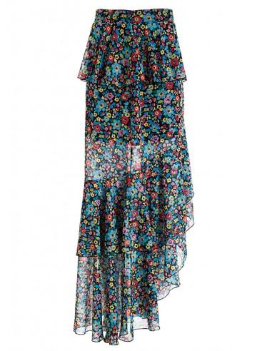 Long Skirt Multi