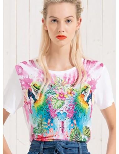 T-Shirt Parrot