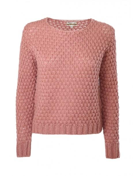 Aro Crochet Bronce